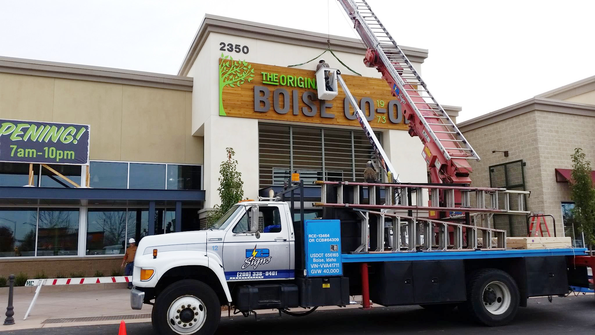 About Idaho Electric Signs Full Service Sign Company