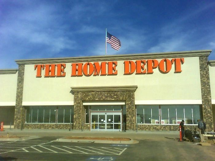 home depot northridge sign gallery idaho electric signs 477